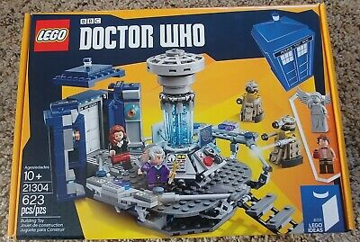 Lego Ideas Doctor Who 21304 Tardis Brand NEW Factory Sealed Retired