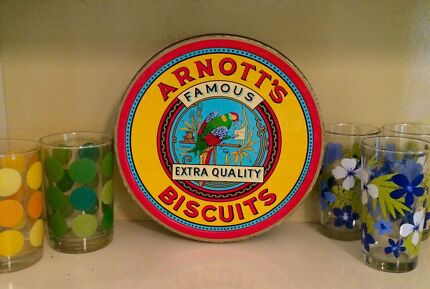 Arnotts authentic vintage biscuit tin Ashford West Torrens Area Preview