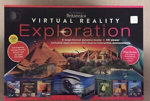 Virtual Reality ..Encyclopedia Brittanica..NEW $29