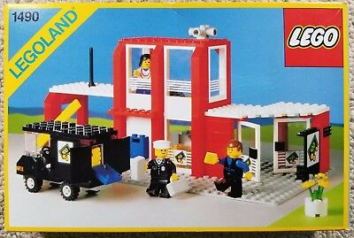 Lego 1490 Vintage and Rare BANK - 1980's - Brand New in Opened Box