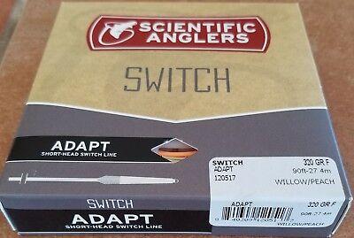 Echo Skagit Compact Gen 2 Line 600 grains Angelschnur Fliegenschnur