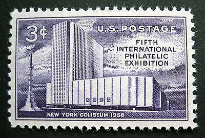 SC  1076  3 CENT FIFTH INTERNATIONAL PHILATELIC EXHIBITION ISSUE