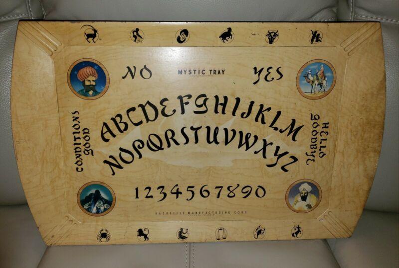 Haskelite Mfg Large Vintage Spirit Board