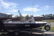 Haines Hunter V17R Fully set up. Tanawha Maroochydore Area Preview
