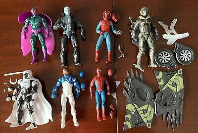 MARVEL LEGENDS Vulture BAF Spider-Man Vulture Moon Knight