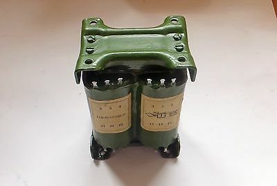 Power Transformer Anode Filament Tan69-127220-50 122 W In Box. Ussr.