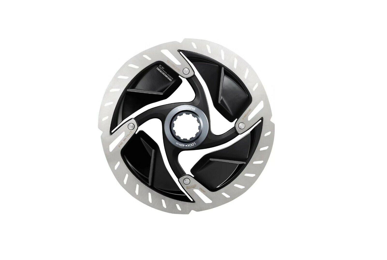 SHIMANO Dura Ace SM-RT900 Ice-Tech Freeza Centerlock Disc Rotor 140mm//160mm 1 PC