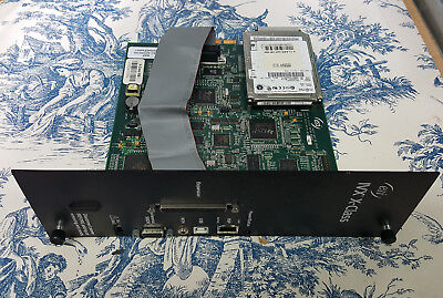 Esi Ivx X-class Main Board Mb W 420 Hr Memory Module Hard Drive Tested By Tech