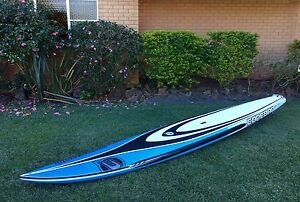 Coreban Carbon 14 foot 'Dart Pro' Stand Up Paddleboard. Sylvania Sutherland Area Preview