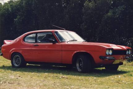Ford Capri front panel kit