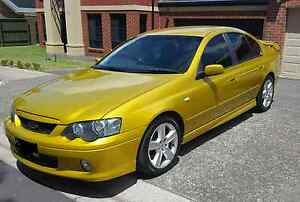Swap BA Falcon XR6 Turbo 240kw Reservoir Darebin Area Preview