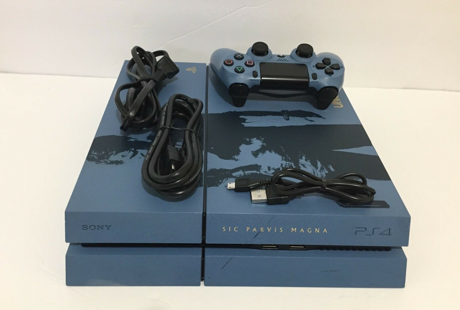 Sony PlayStation 4 PS4 Slim/Special Edition/PRO Option  PS4 Console Uncharted 4 Limited Edition