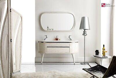Lavabo Doble Diseño Lavabo Lujo Placa Marmol Lavabos Mueble de Baño Nuevo