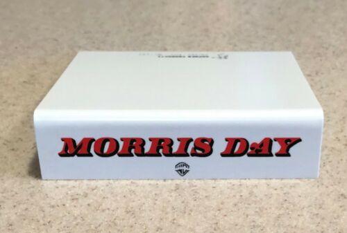 Morris Day Color of Success ULTRA RARE promo cassette shelf card 1985