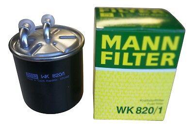 Original MANN Kraftstofffilter WK820/1 Mercedes Benz