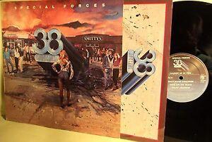 LP-38 SPECIAL-SPECIAL FORCES-U.S.A.1982-M.MINT - Italia - soddisfatti o rimborsati - Italia