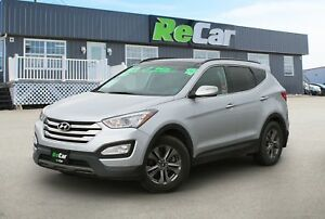 2015 Hyundai Santa Fe Sport 2.4 Luxury LUXURY | AWD | LEATHER...
