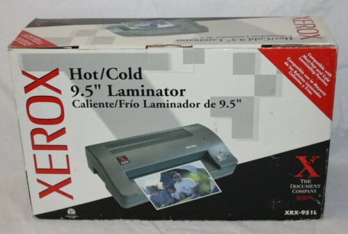 Xerox Laminator XRX-951L Hot/Cold Full Page