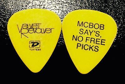 """Velvet Revolver """"DUFF"""" - McBob Says No Free Picks - Guitar Pick"""