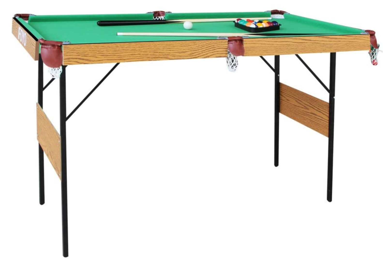NEW Pool Table Folding Pool Snooker Table Billiard Table Garage Games Toys Gifts