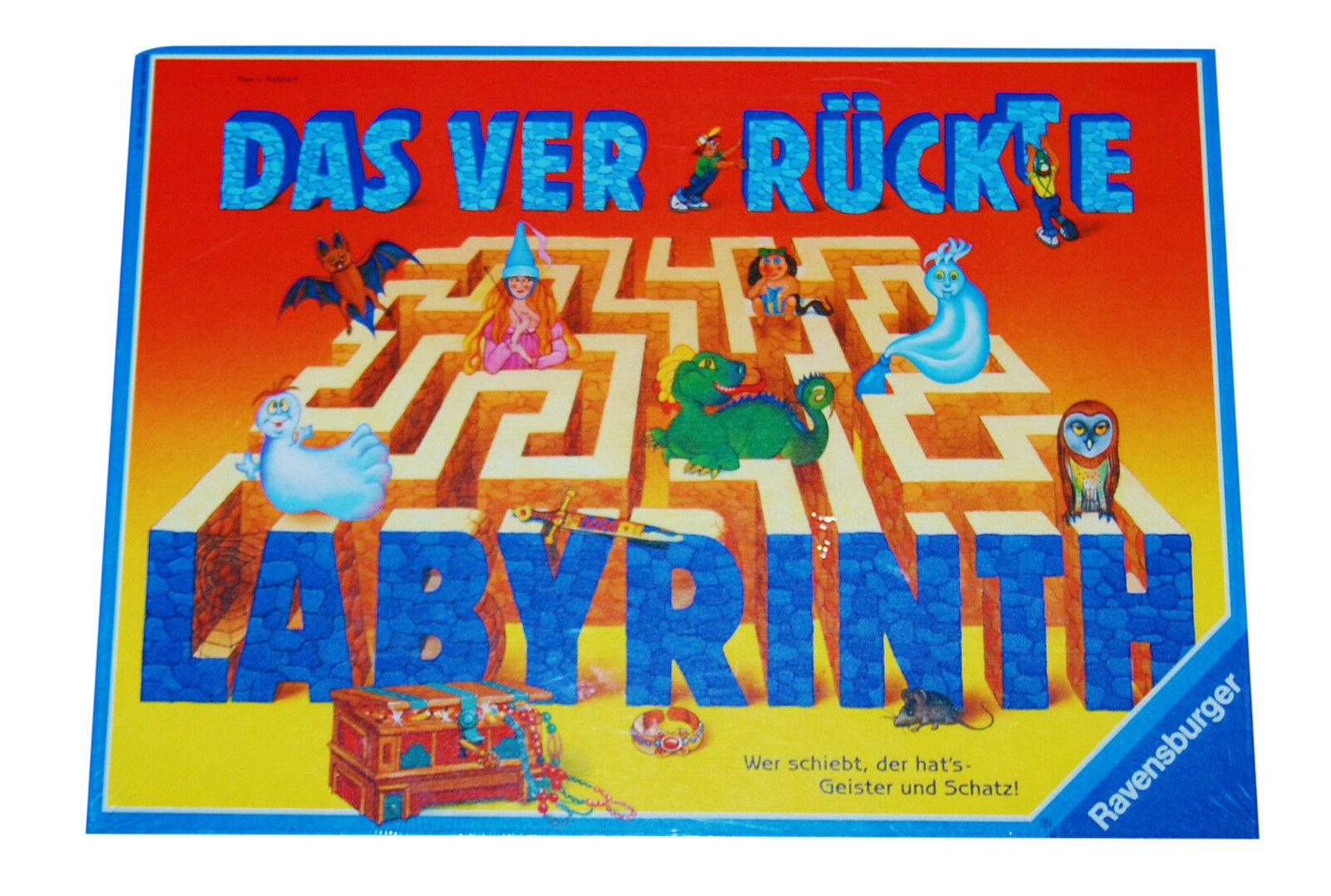 So finden Sie den Weg durch das Verrückte Labyrinth, um die verborgenen Schätze zu bergen