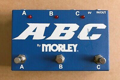 Morley ABC combiner/splitter box