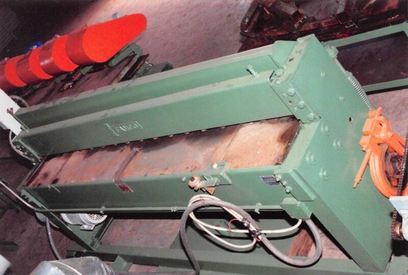 Famco S Series Mechanical Shear, Model #1496 – 14 gauge x 8 ft.