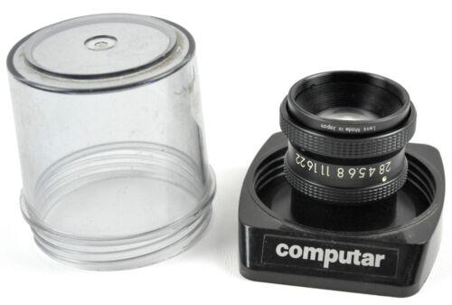 Computar dL 50mm f/2.8 Enlarger LENS -  JAPAN