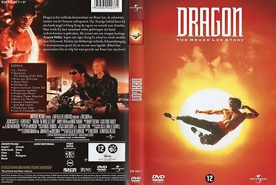 DVD - DRAGON The Bruce Lee Story