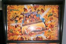 "********** ""FLINTSTONES"" PINBALL MACHINE**************** Golden Bay Rockingham Area Preview"