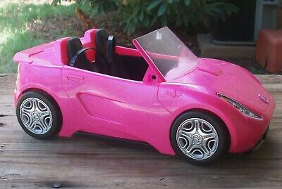 Barbie Dream House 2015 Replacement Parts Pieces Convertible Car with Seat Belts