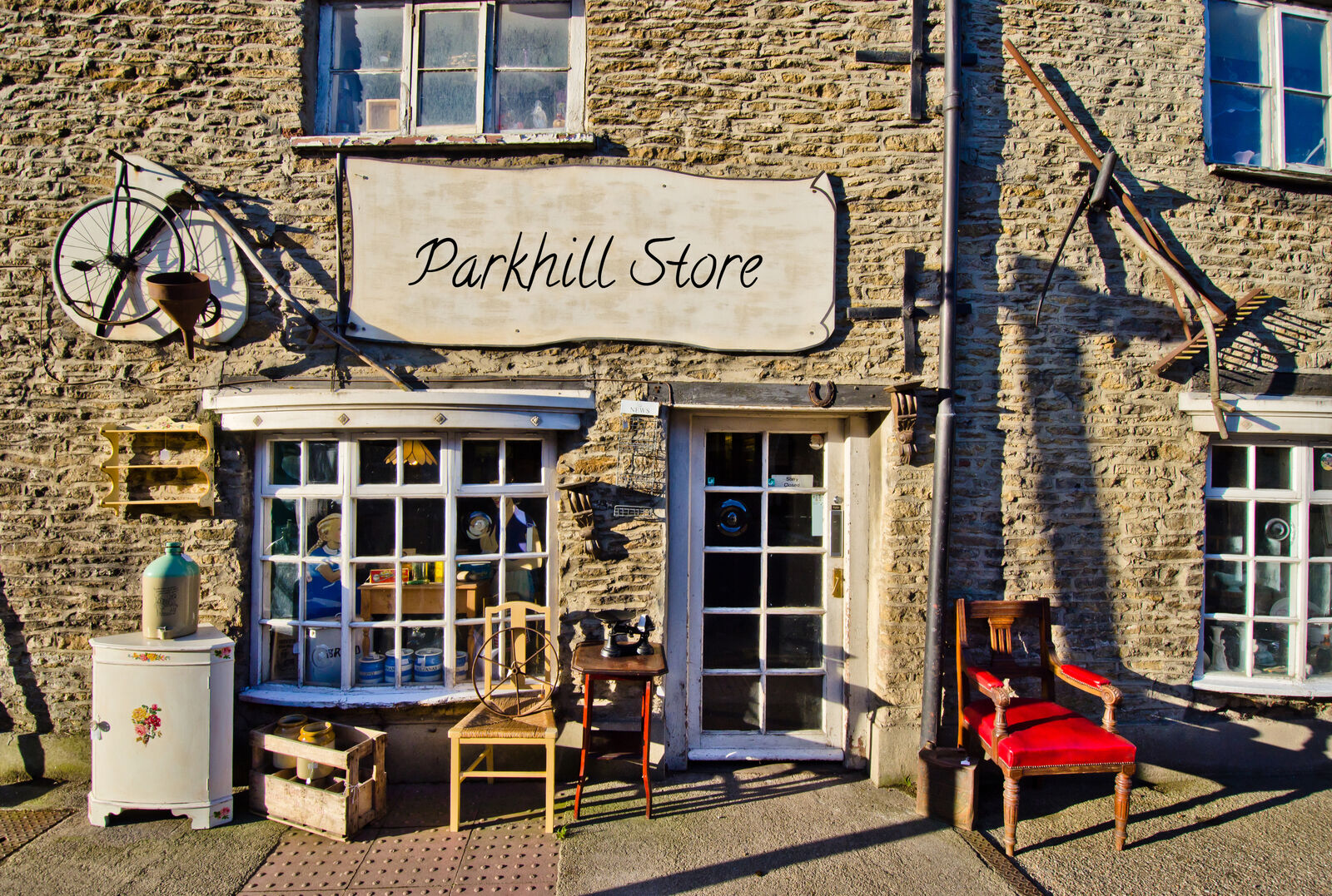 Parkhill Store
