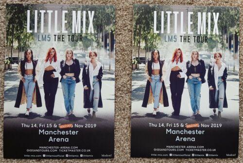 2 Flyers - Little Mix - LM5 Tour - November 2019 - Manchester Arena -