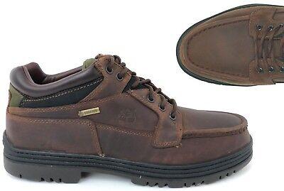 Timberland Men's Waterproof Goretex TREKKER Casual Work Shoes 37042 WIDE&MEDIUM