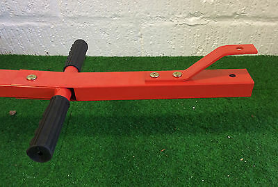 TOW HITCH FOR GARDEN CART HAND TRUCK SACK TROLLEY WAREHOUSE CART FLAT BED