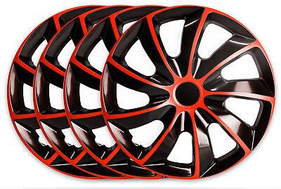 13707 Radkappen Radzierblenden 4 Stück für NISSAN 15 Zoll
