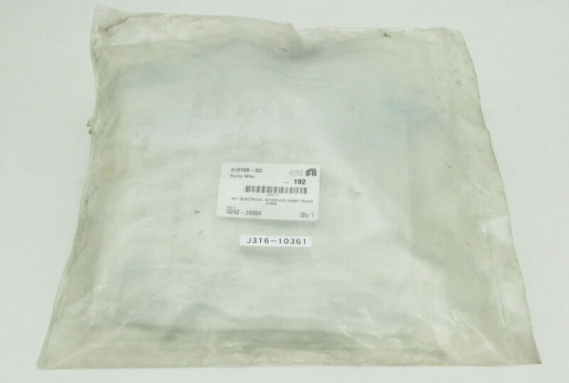 10361 Applied Materials Kit, Electrical Interface,pump Ebara A70w New 0242-38984