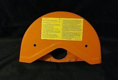 Stihl Oem Ts400 Part 4223 700 8110 Concrete Cut-off Saw Blade Shield Ship Fast