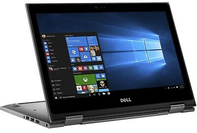"Dell Inspiron 13 5000 2-in-1 Laptop Intel Dual Core 2.4GHz 13 "" Touch Windows 10"