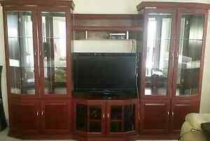 Used wall unit Kogarah Rockdale Area Preview