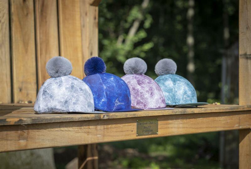 LeMieux Glace Hat Silk NEW COLOURS SS21