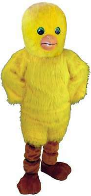 Baby Chick Costumes (Yellow Baby Chick Professional Quality Lightweight Mascot)
