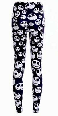 Jack Skellington Faces (Nightmare Before Christmas Jack Skellington Face Design OSFM)
