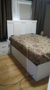 Double size Bed Set