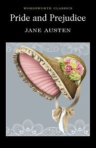 Pride and Prejudice by Jane Austen Wordsworth Classic Book New Free UK Postage