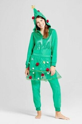 Womens Christmas Tree Costume (Christmas Tree Costume For)