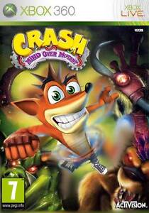WANT: Crash Bandicoot On xbox 360 Newcastle Newcastle Area Preview