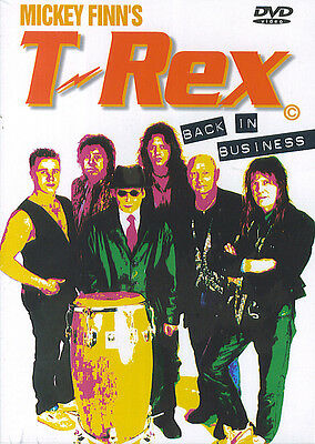 Mickey Finn's T-Rex : Back in Business (DVD)