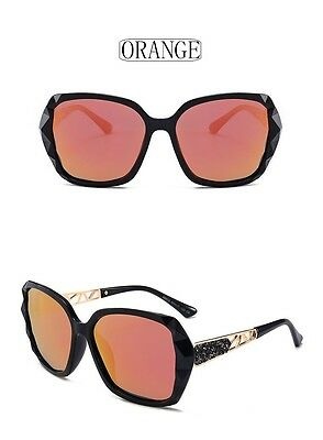 2017 Womens Ladies Designer Polarized UV400 Sunglasses Oversized Driving Eyewear