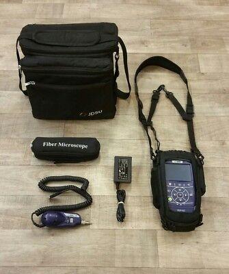 Jdsu Olp-82 Power Meter And Microscope P5000i Fiberscope Case - Free Shipping
